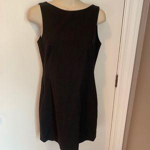 Vintage Theory wool sleeveless sheath dress